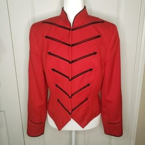 Vintage Hairston Roberson Arrow Military Jacket 8